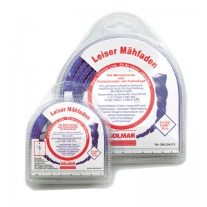 Makita 369224072 tichá nylonová struna 2,4mm 120m