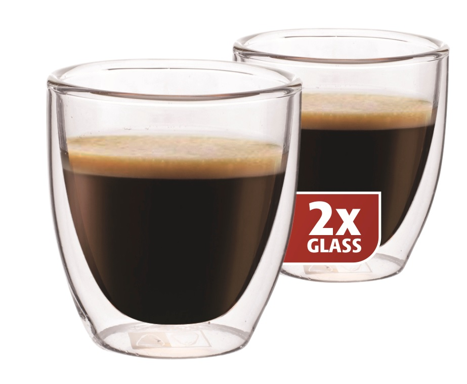 MAXXO DG 808 Espresso - LAICA Skleničky Maxxo Espresso DG 808