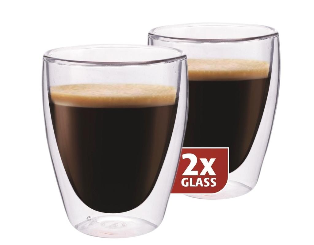 MAXXO DG 830 Coffee - LAICA termo skleničky Maxxo coffee DG830