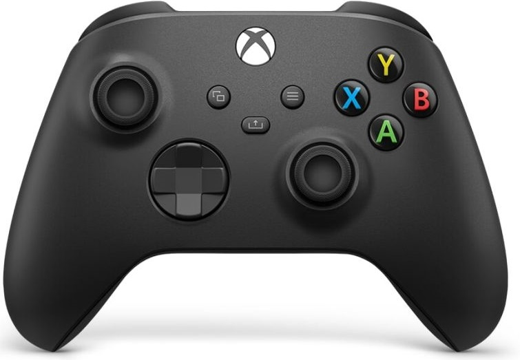 Xbox Wireless Controller Carbon Black - Microsoft Xbox One Wireless Controller