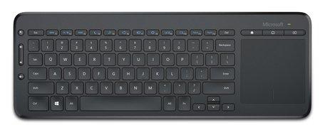 Microsoft All-in-One Media Keyboard N9Z-00020