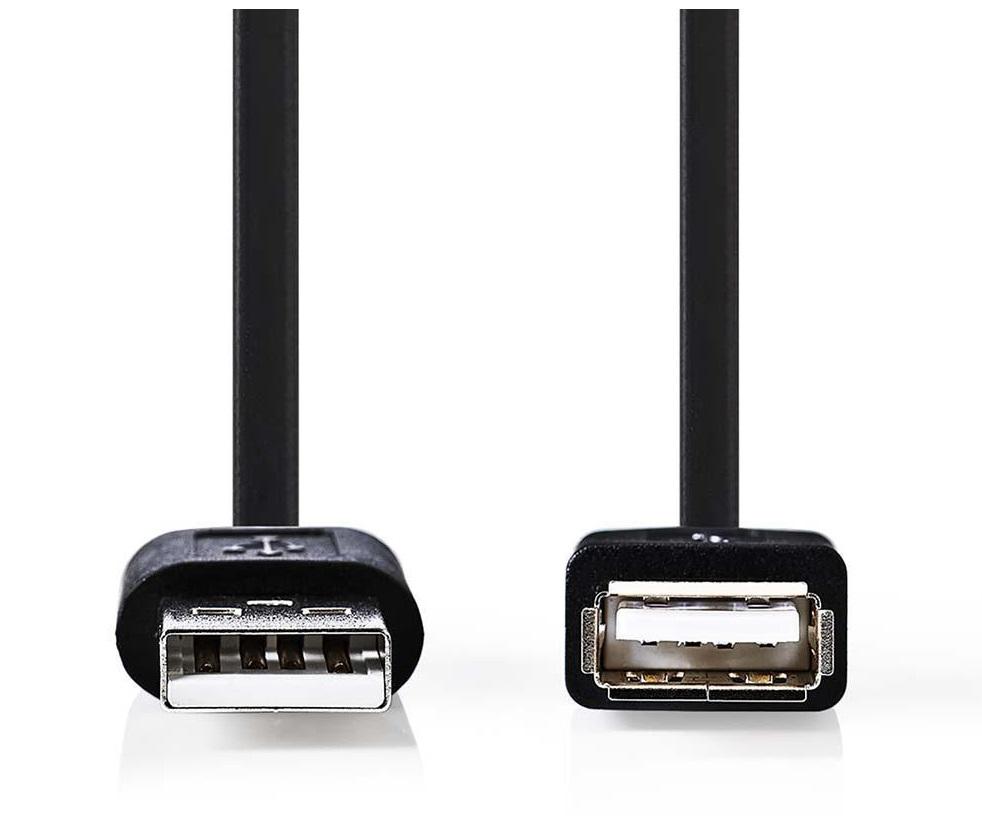 Nedis USB 3m Prodlužovací CCGB60010BK30