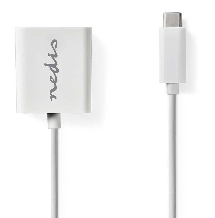 Nedis Adaptér USB C - HDMI CCGB64650WT02