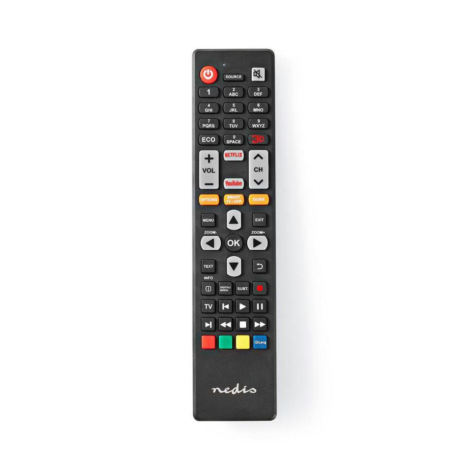 Náhradní dálkové ovládání pro TV Thomson/TCL TVRC40TCBK