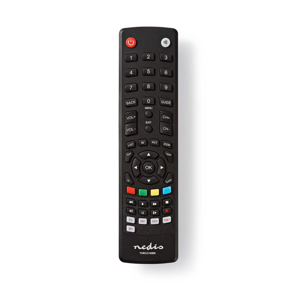 Univerzální dálkové ovládání pro 4TV (TVRC2140BK)