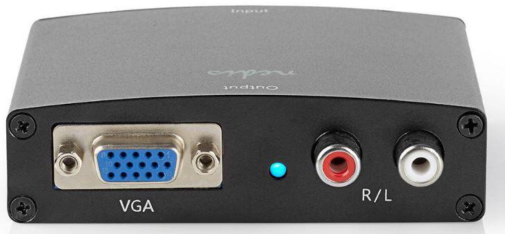 Nedis VCON3450AT Převodník HDMI na VGA