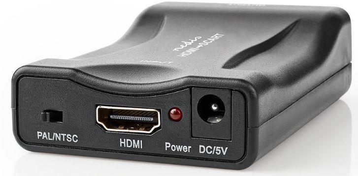Nedis VCON3460BK Převodník HDMI na SCART