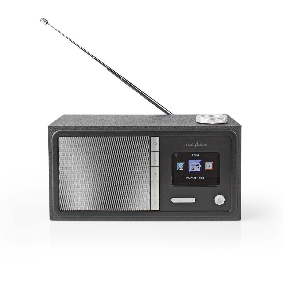 Nedis RDIN3000BK Internetové rádio