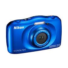 Nikon Coolpix W150 modrý