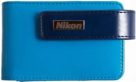 Nikon CS-S30 modré pouzdro pro A100/S2900/S3700