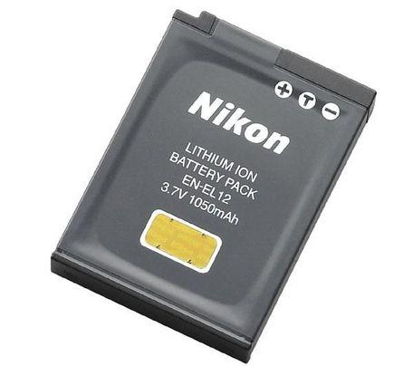NIKON EN-EL12 - Baterie Nikon EN-EL12