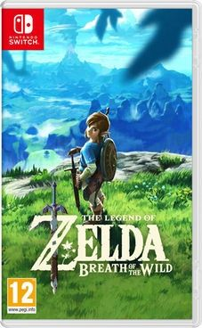 The Legend of Zelda: Breath of the Wild (Nintendo)