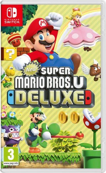 New Super Mario Bros U Deluxe (Nintendo)