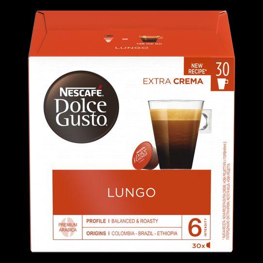 Nescafé Dolce Gusto Lungo 30kapslí