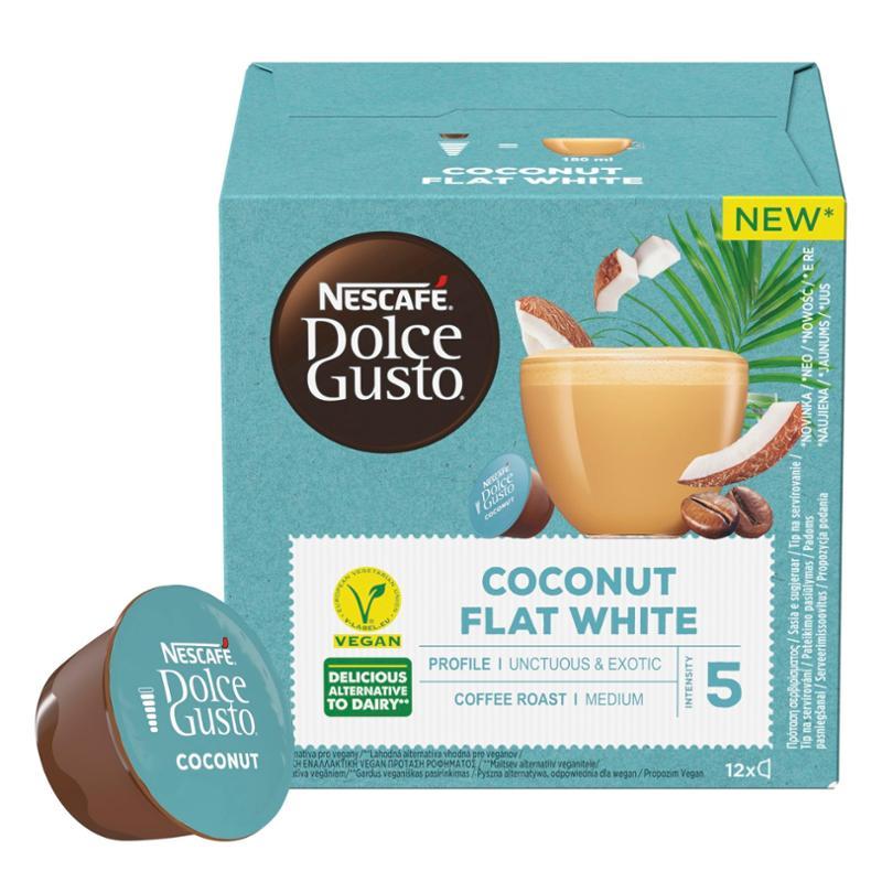 Nescafé Dolce Gusto Coconut Flat White