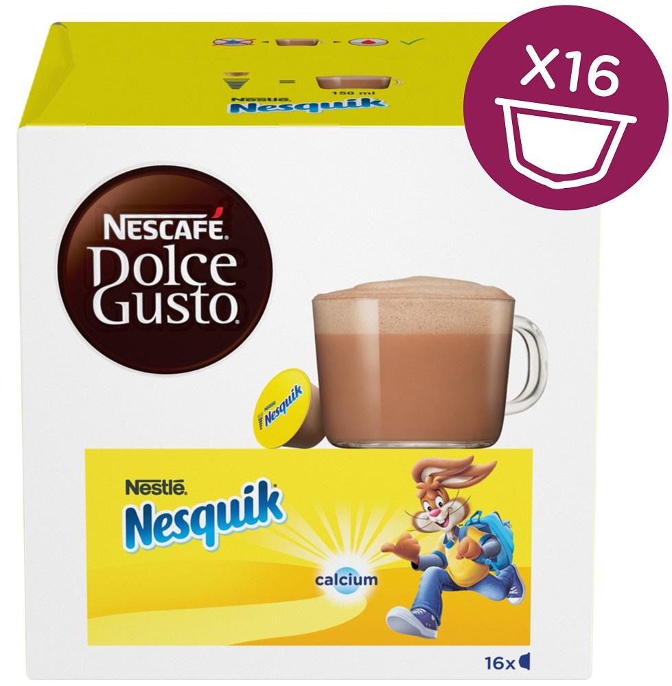 Nescafé Dolce Gusto NESQUIK 16Cap - Nescafé Dolce Gusto kakaový nápoj Nesquik 16 ks