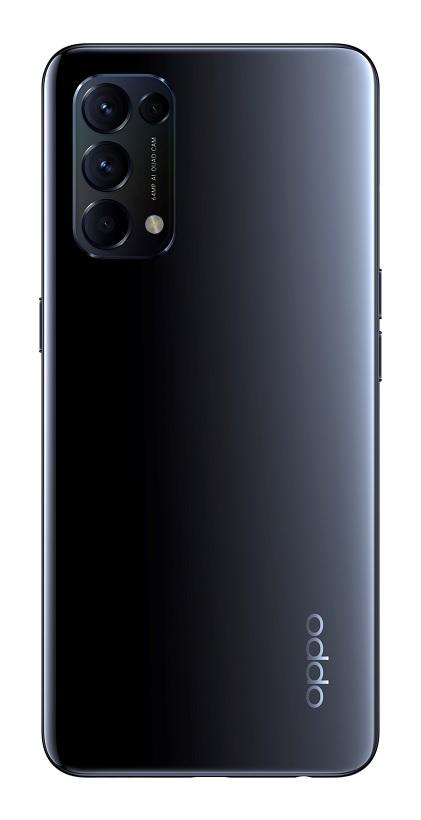 OPPO Reno5 5G 8GB/128GB Starry Black