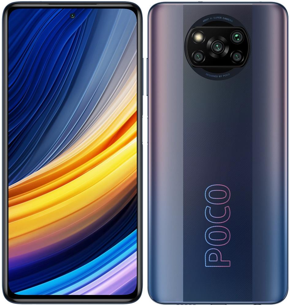 POCO X3 Pro 6GB/128GB Phantom Black