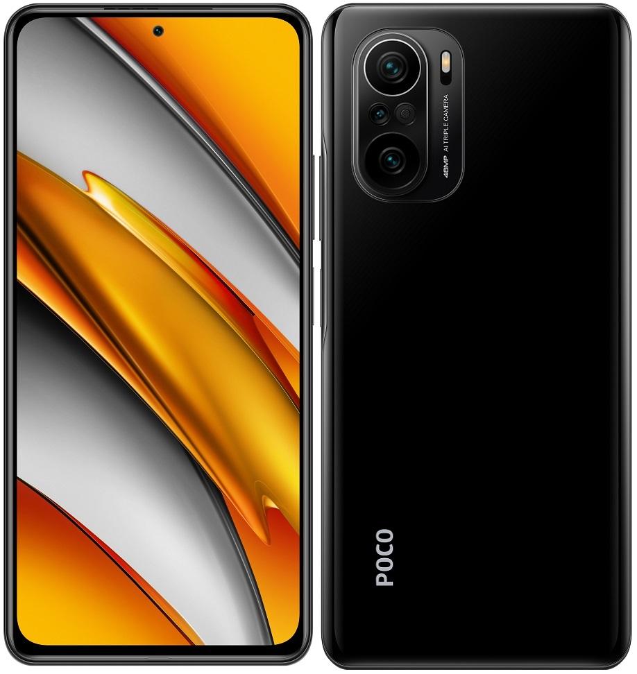 POCO F3 6GB/128GB Night Black