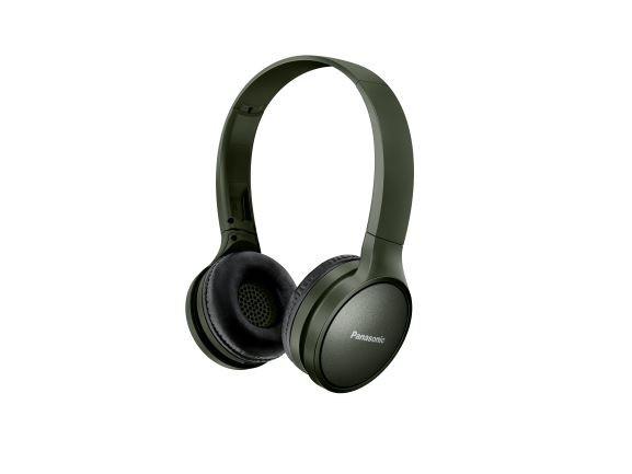 Panasonic RP-HF410BE zelená