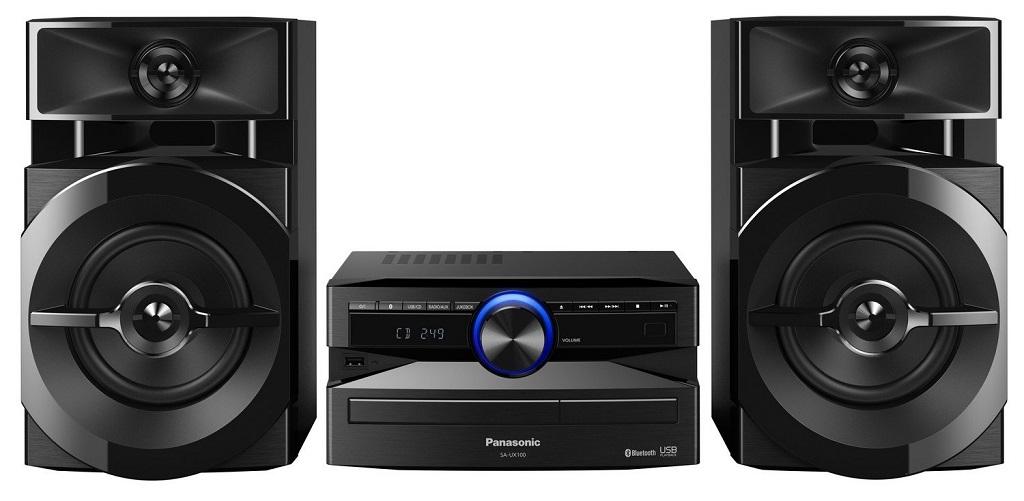 Panasonic SC-UX100E-K černý