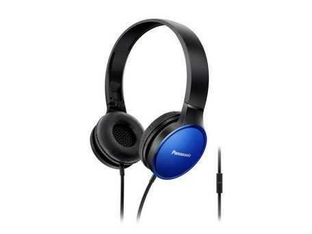 Panasonic RP-HF300ME-A modrá