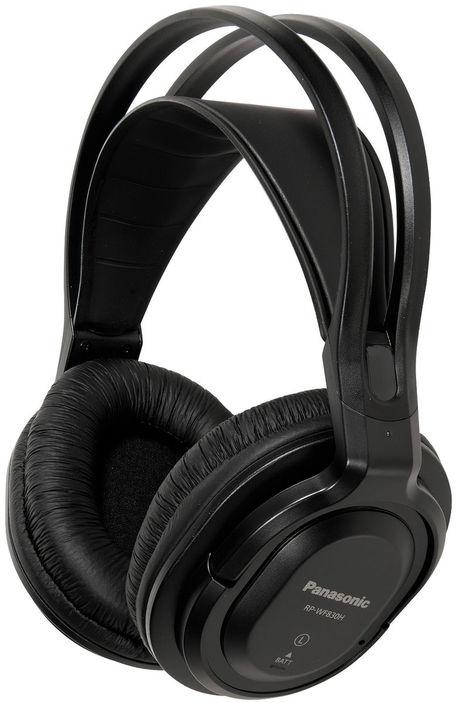 PANASONIC RP-WF830E-K -Černá 559273k