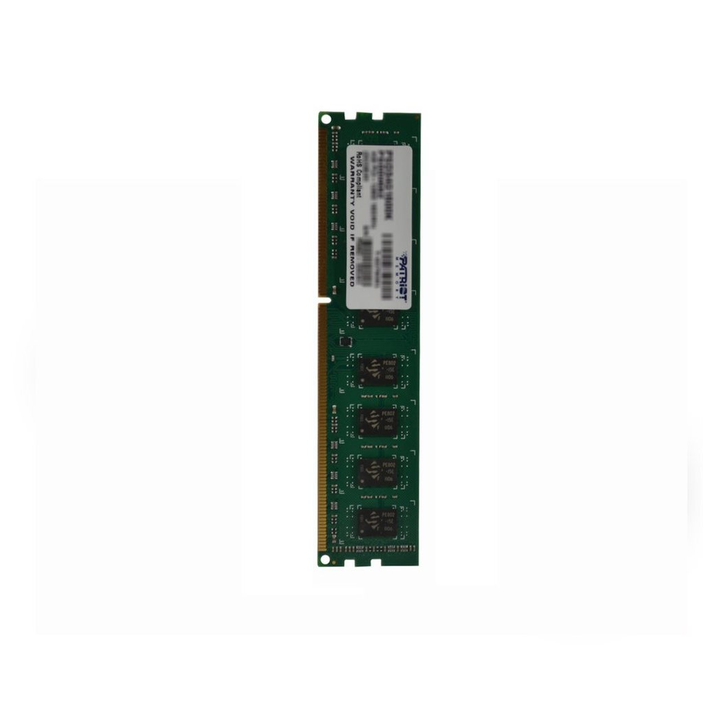 Patriot 4Gb Ddr3-1600mhz Cl11 Dr Psd34g16002