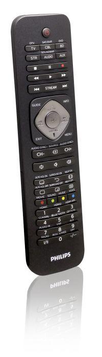 Dálkový ovladač Philips SRP5016/10