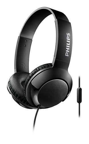 Philips SHL3075 černá