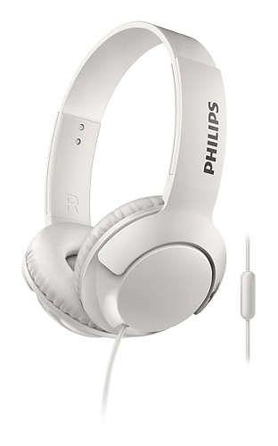Philips SHL3075WT bílá