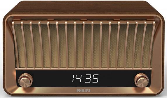 Philips TAVS700 hnědá