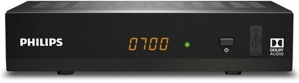 Philips dvb-t přijímač Dtr3502bfta