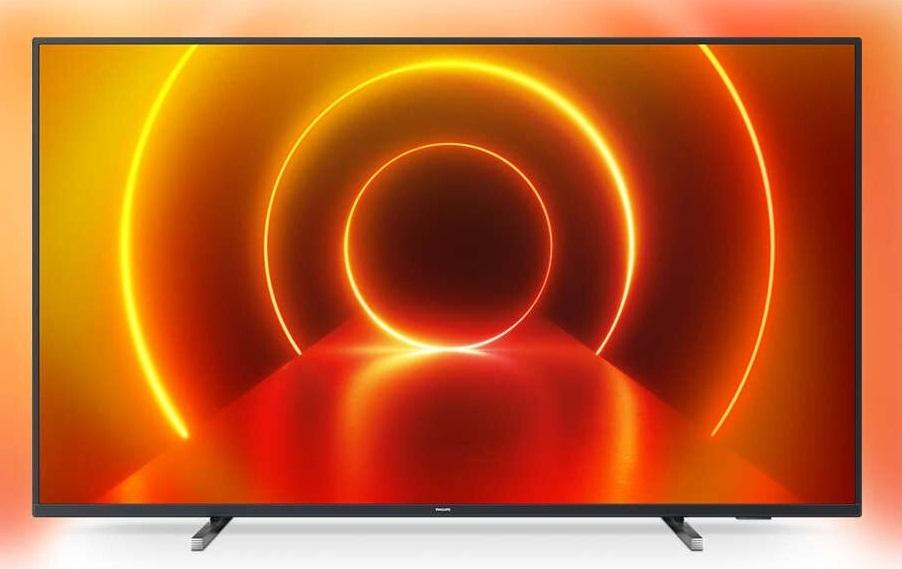 Philips Uhd Led televize 43Pus7805/12