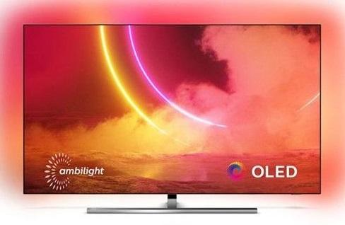 Philips Uhd Led televize 55Oled855