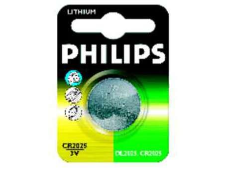 PHILIPS CR 2025