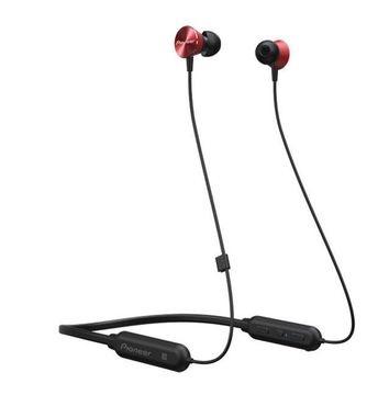 PIONEER SE-QL7BT-R sluchátka / BT/ červená