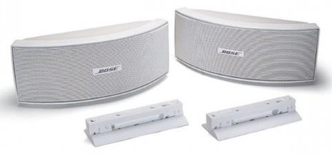 BOSE 151 SE Environmental speaker bílá