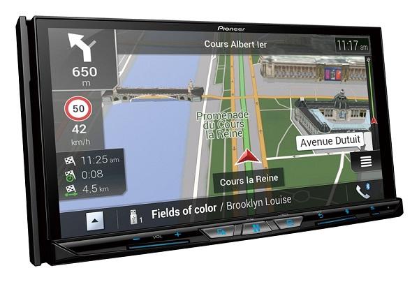 Autorádio s navigací Pioneer AVIC-Z920DAB