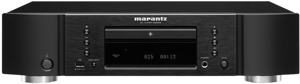 Marantz CD6006 černá