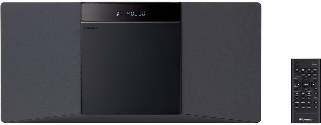 Pioneer X-SMC02D-B černý