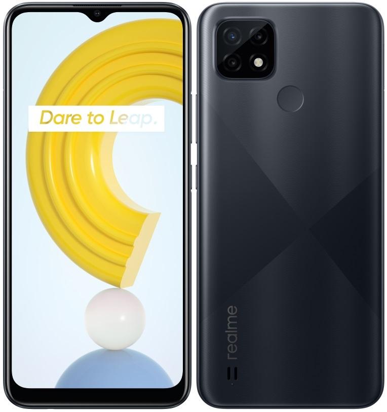 Realme C21 NFC 4GB/64GB Cross Black