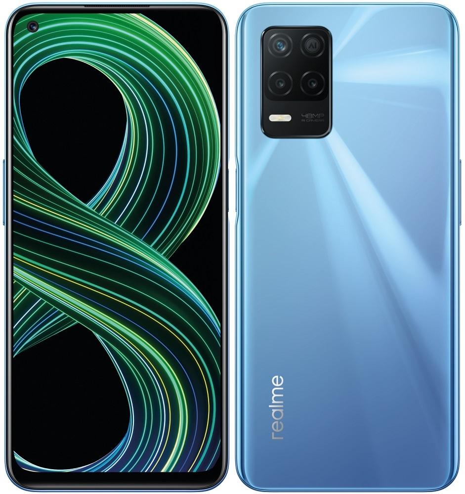 Realme 8 5G 6GB/128GB Supersonic Blue