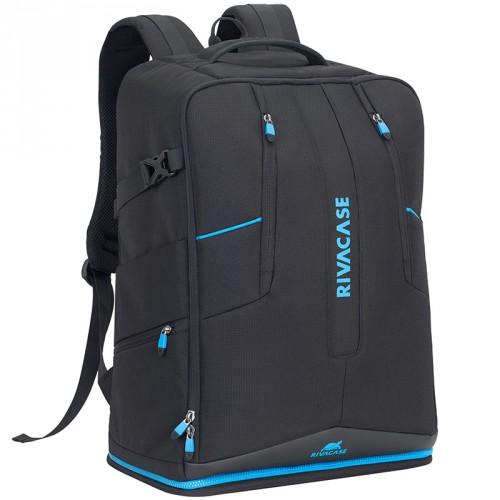 """RivaCase 7890 speciální batoh na dron a laptop 16"""" large, černá RC-7890-B"""
