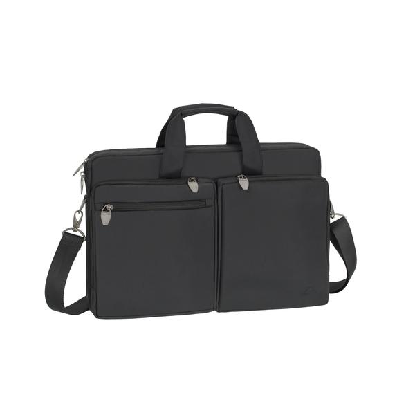 """Riva Case 8550 taška na notebook 17"""", černá"""