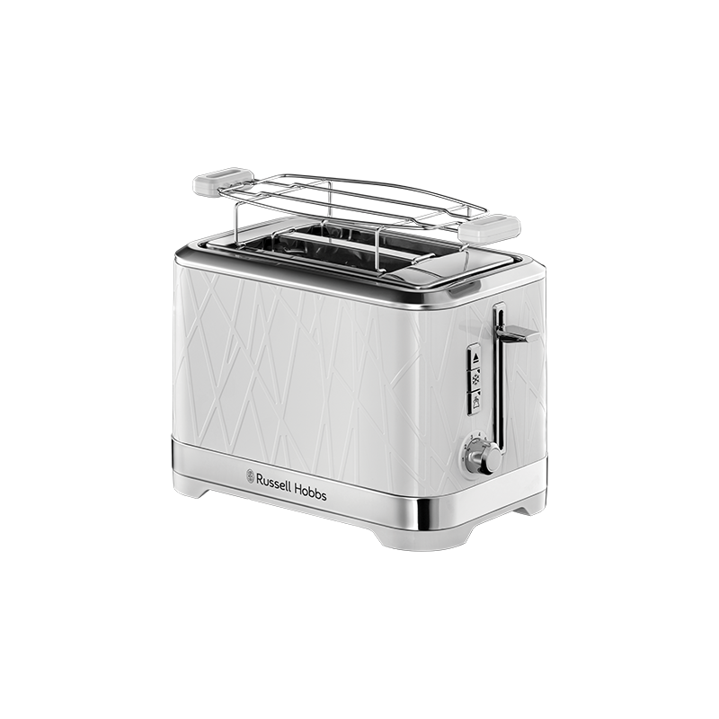 Russell Hobbs 28090-56 Structure 2 Slice Toaster White