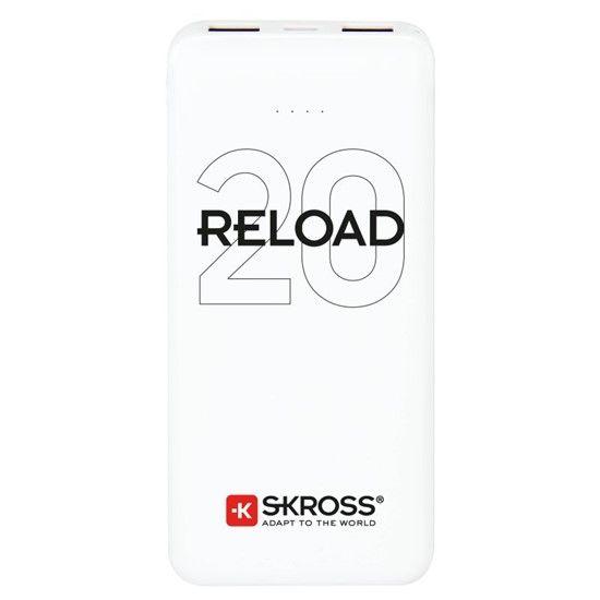 Skross powerbanka Reload 20
