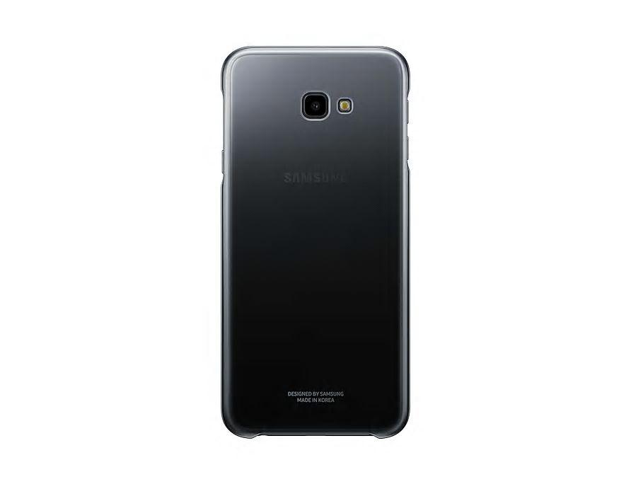 Samsung EF-AJ415CB GradationCover Galaxy J4+,Black EF-AJ415CBEGWW