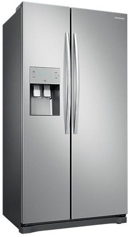Samsung americká lednice Rs50n3413saeo kovový grafit