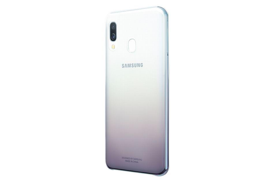 Samsung Gradation pro Galaxy A40 - Pouzdro Samsung EF-AA405CB černé